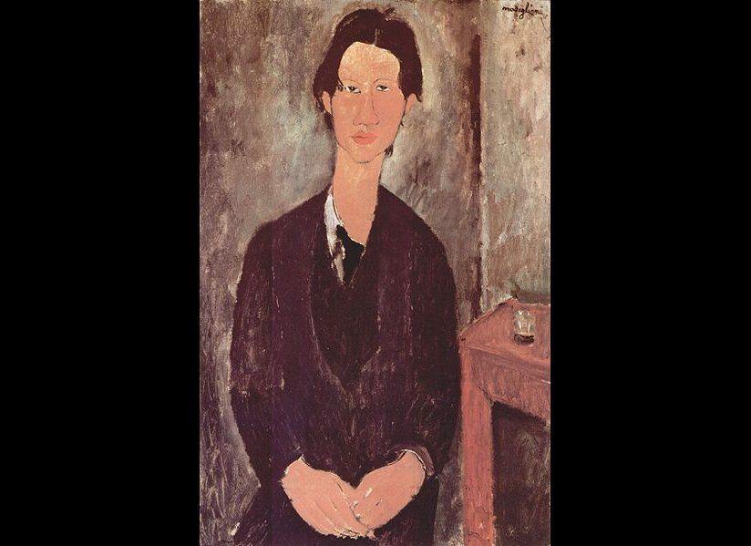 Portrait of Chaim Soutine, 1916