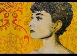 """""""Chic"""" Audrey Hepburn, By Natalie Irish"""