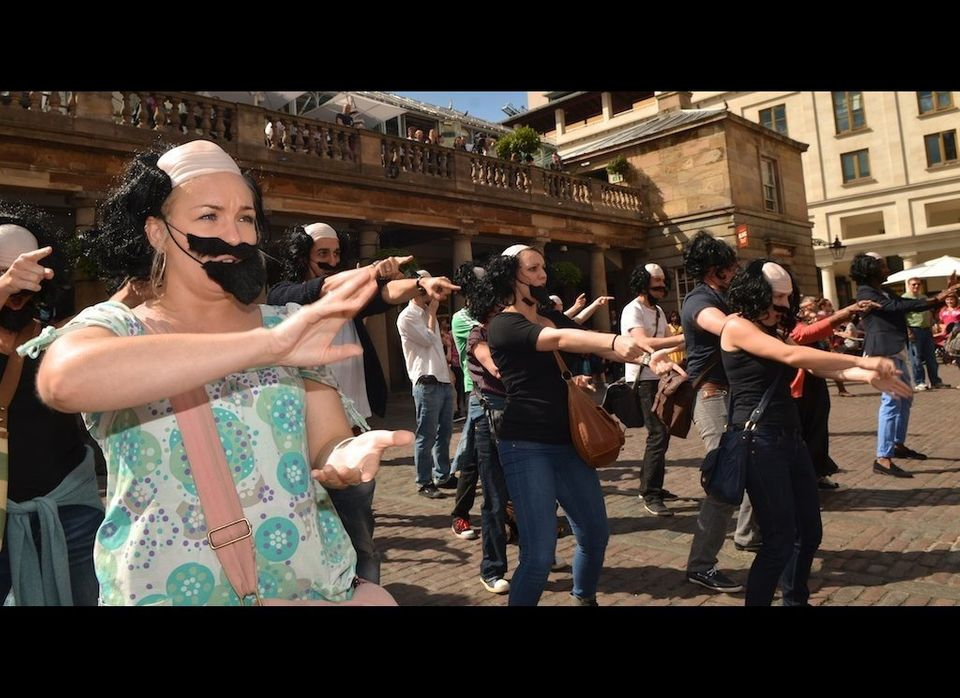 What You Will: Pop-up Shakespeare event in Covent Garden, August 28.
