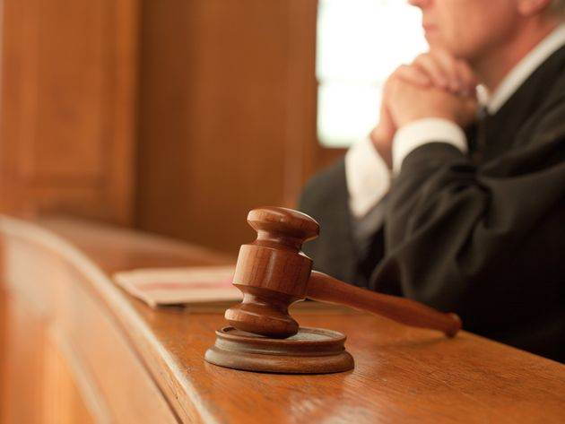 Gerichtssaal -