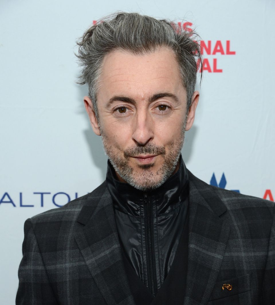 """""""The Good Wife""""s Alan Cumming is an unlikely insider, an actor with classical roots whose exuberant talents for singing, danc"""