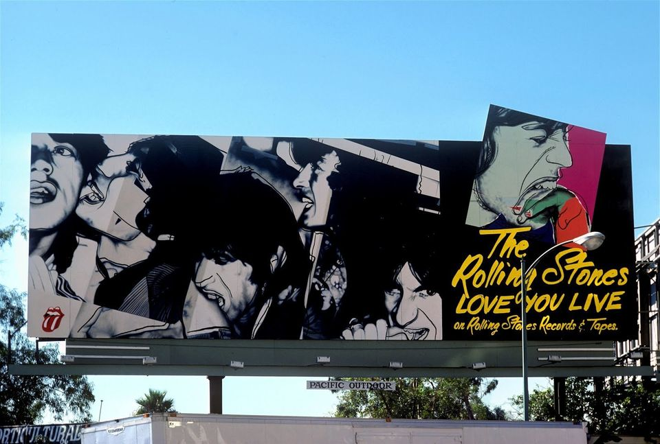 From Rock 'n' Roll Billboards of the Sunset Strip, p. 6.