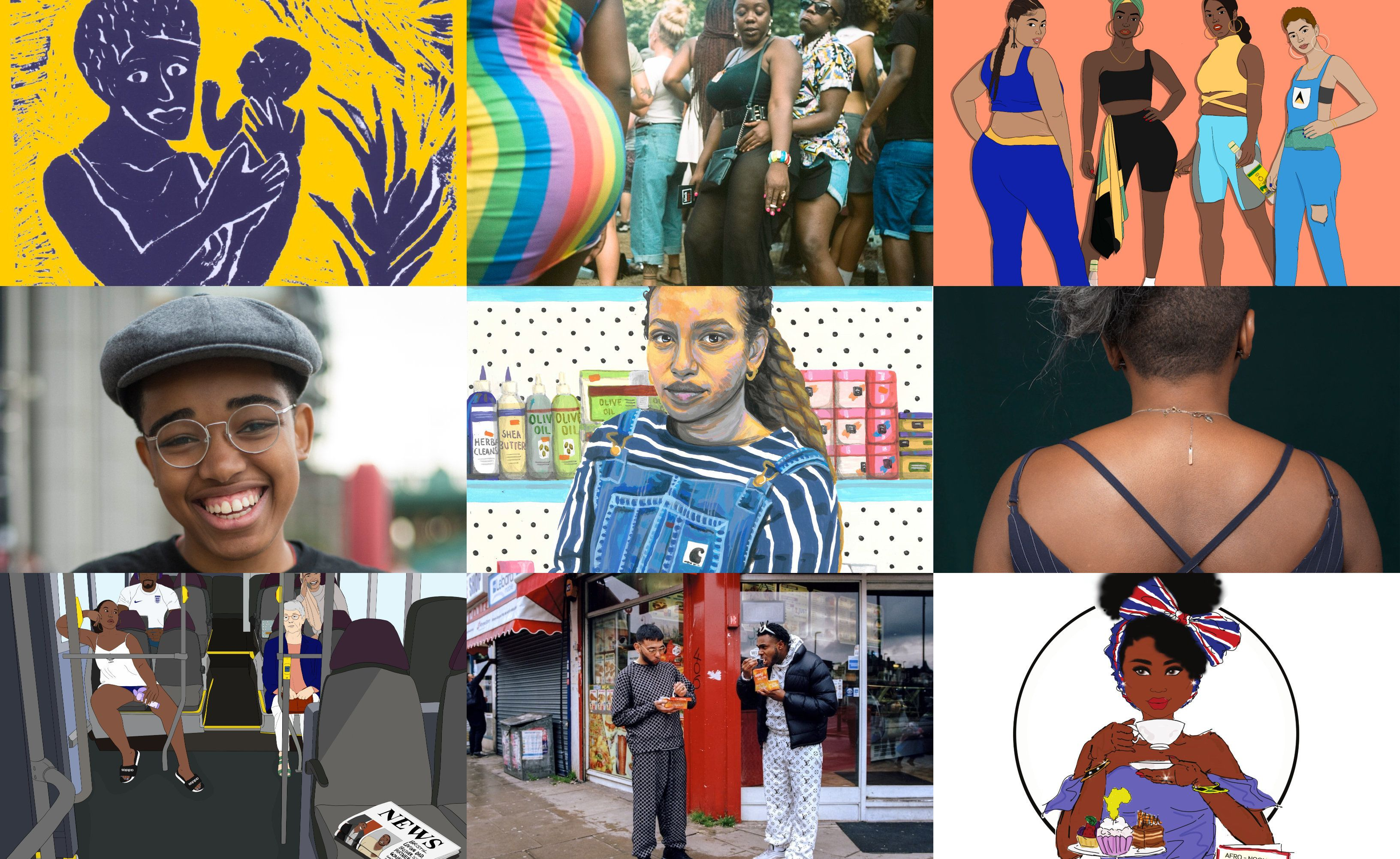 Portrayals Of Blackness: Our Black History Month Competition Winners
