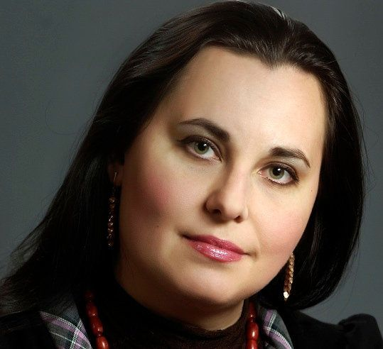 "Monastyrska is a soprano from Kiev, Ukraine. She will begin her debut season at the Met Opera as Aida in Verdi's ""Aida"". Befo"