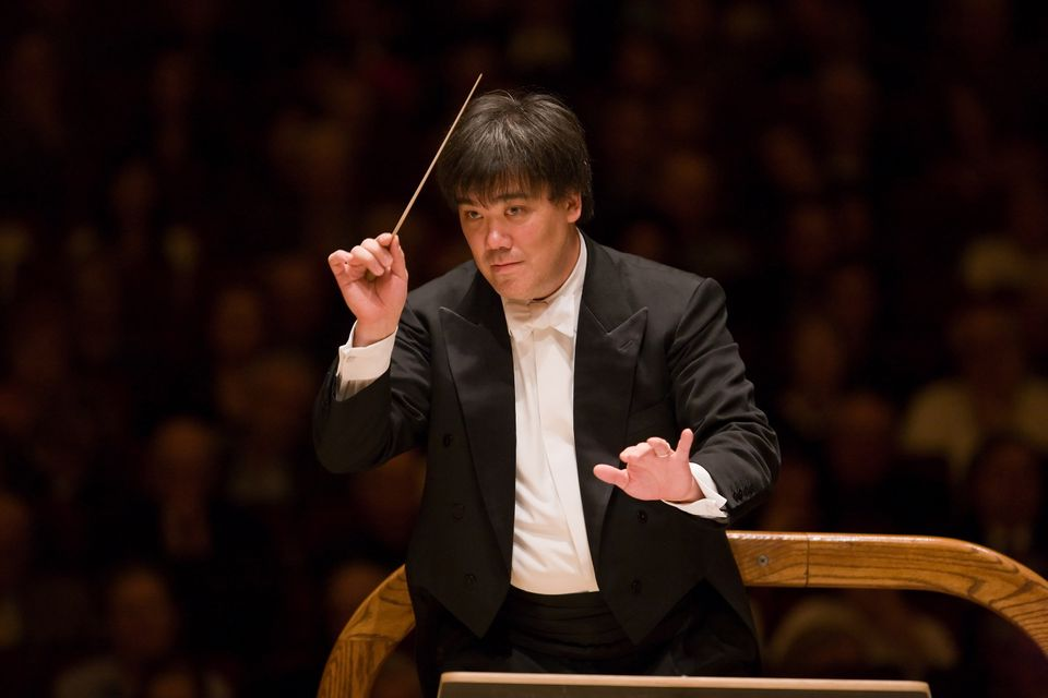 In January 2012, New York Philharmonic conductor Alan Gilbert fulfilled a dream everyone's had at some point or another. He s