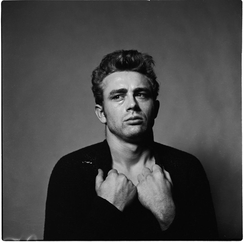 """James Dean, 1955  from the James Dean exhibit at the <a href=""""www.indianamuseum.org"""" target=""""_hplink"""">Indiana State Museum</a"""
