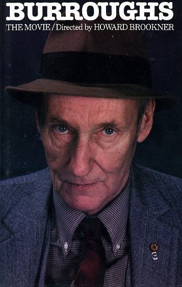 """""""Burroughs: The Movie"""" Poster"""