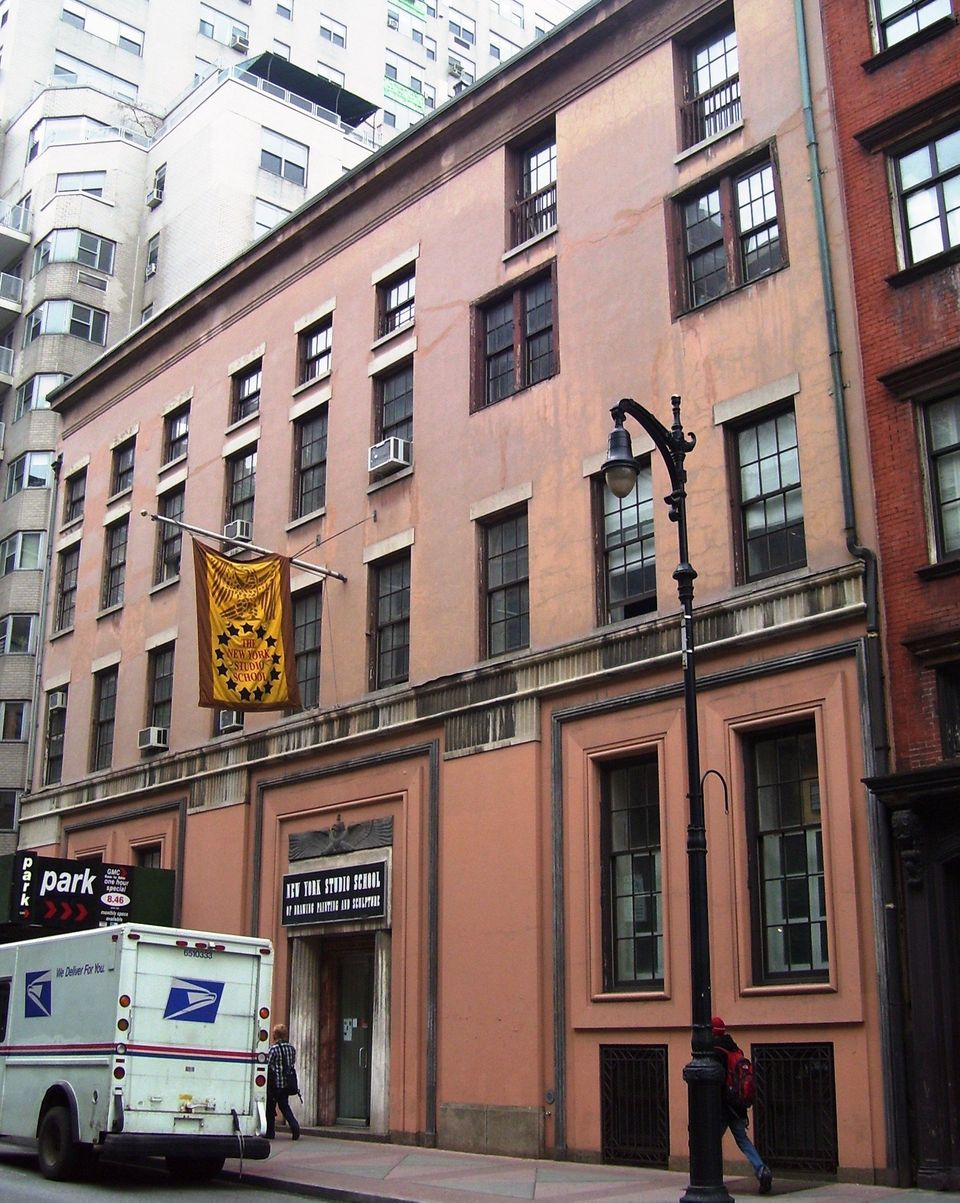 Gertrude Vanderbilt Whitney established the Whitney Studio Club in 1914 to foster the careers of young emerging artists. The