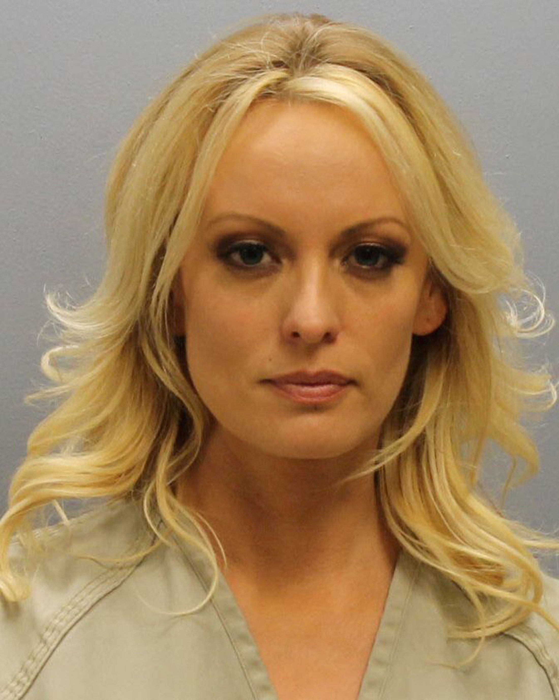 Stormy Daniels was arrested in Ohio by the Columbus Police Department's vice section in August. The charges were dropped agai