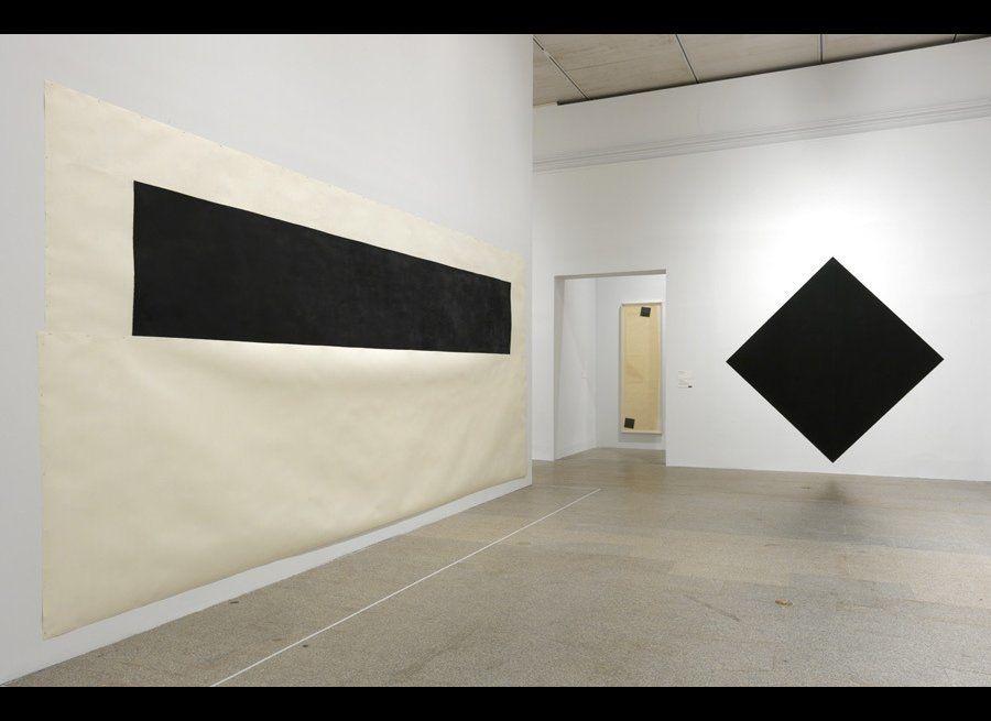 """Richard Serra, """"Diamond."""""""