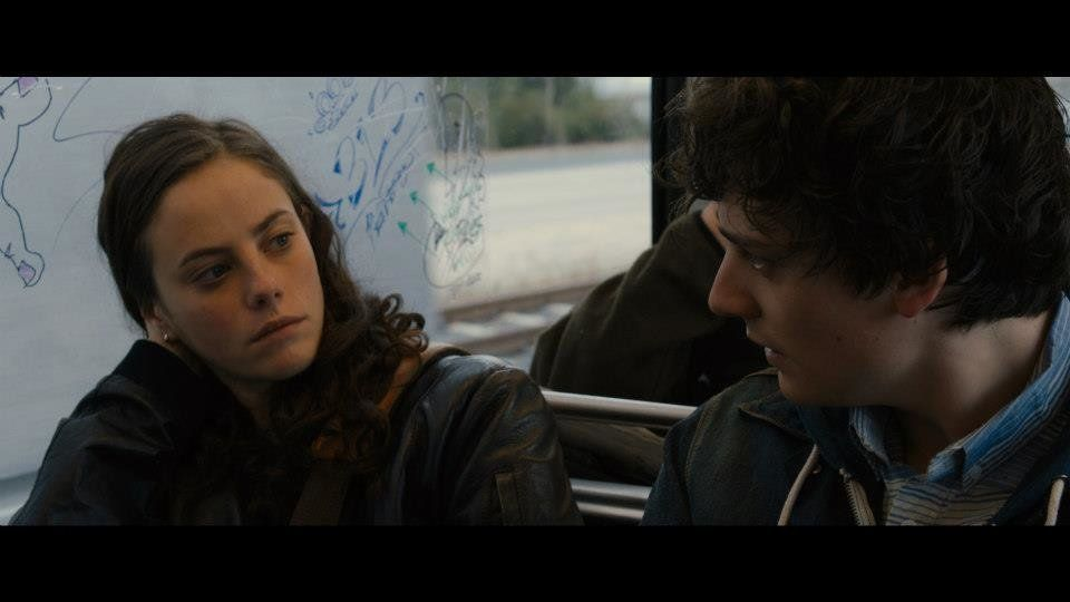 Film: <em>Emanuel And The Truth About Fishes</em> The actress, 20, already familiar to British audiences for her role as Effy