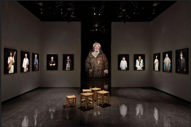Le musée Yves Saint Laurent de Marrakech accueille une exposition en hommage à Leila