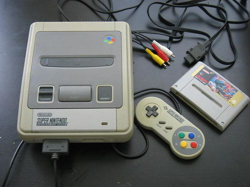 This year, buying a video-game system will be different. Super Nintendo, for example, offers two configurations: with two con