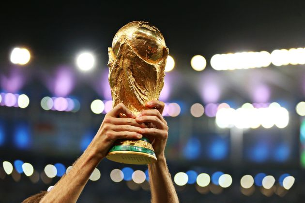 Theresa May has voiced her support for a potential bid for the UK and Ireland to host the World Cup in