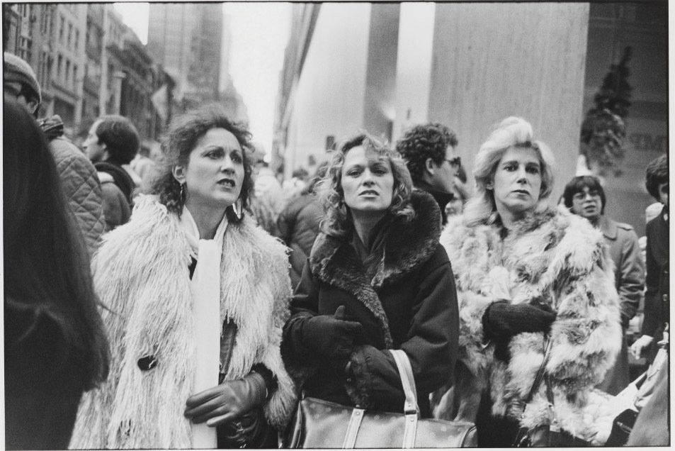 """WHAT: <a href=""""http://www.sfmoma.org/exhib_events/exhibitions/452"""">Garry Winogrand</a> WHEN: March 9 - June 2, 2013 WHERE: <a"""