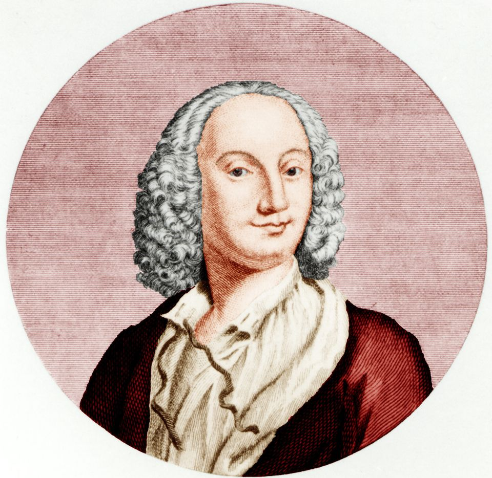 "Vivaldi was ordained into the Catholic Church at the age of 25 and was soon given the nickname ""il Prete Rosso"" (the Red Prie"
