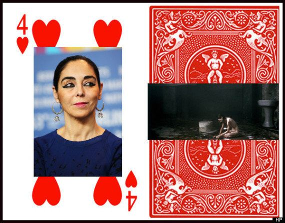 Neshat moved to California during the Iranian revolution and enrolled at UC Berkeley, where she began working with film, phot