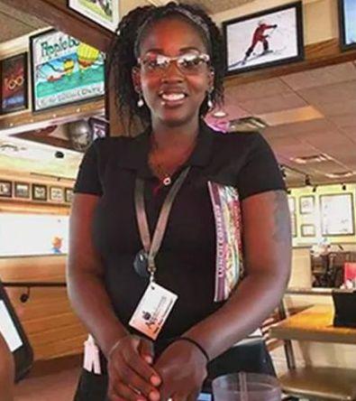 Dating a black man tips waiter