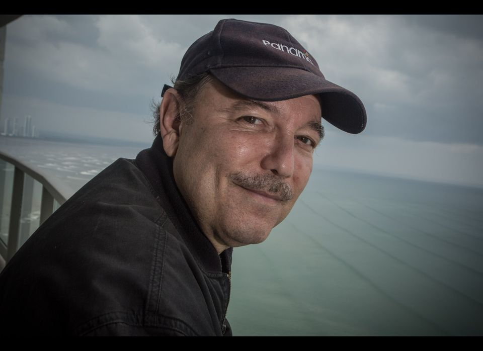 Ruben Blades, activist/singer/songwriter/actor/one-time Presidential candidate and Minister of Tourism from 2004-2009 welcome