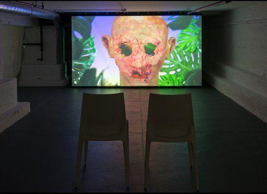 Johannes DeYoung, <em>Ego Loser</em>, 2012, video.  Courtesy the artist and Jeff Bailey Gallery.