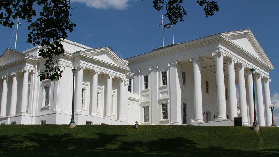 Richmond, Virginia 1788 Architect: Thomas Jefferson (1743-1826) Photo Credit: Jonathan Nestor