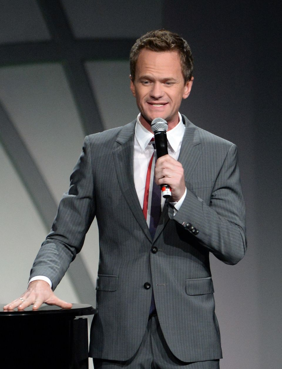CENTURY CITY, CA - MAY 03: Actor Neil Patrick Harris attends the 20th Annual Race To Erase MS Gala 'Love To Erase MS' at the