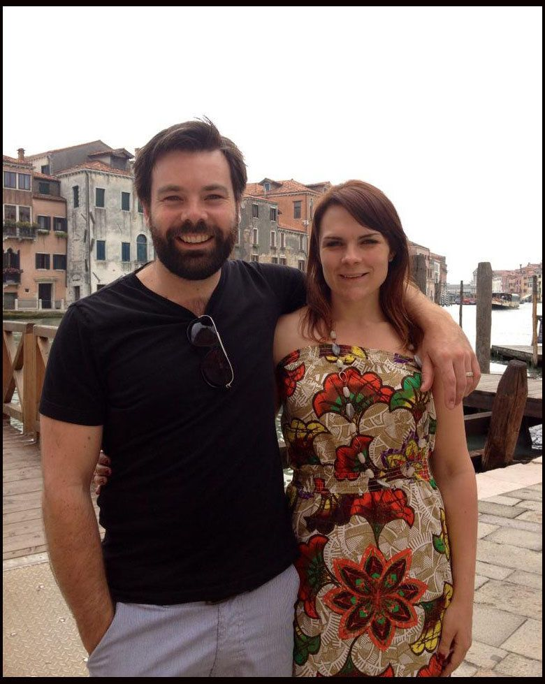 Chloe spent two months messaging Michael Goeman, 30, through the singles site before meeting him face to face.
