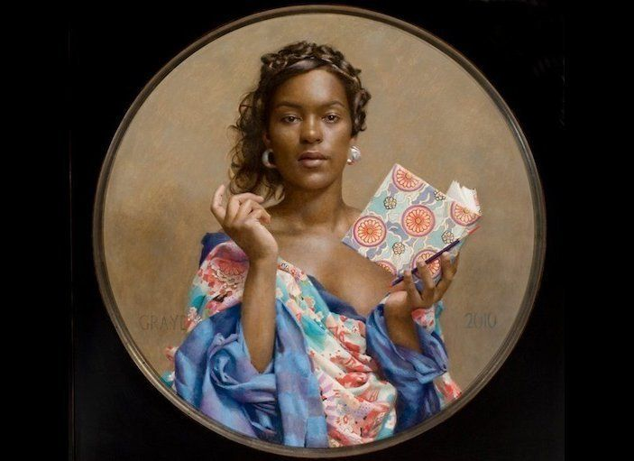 <em>Coi Burruss as Sappho</em> 
