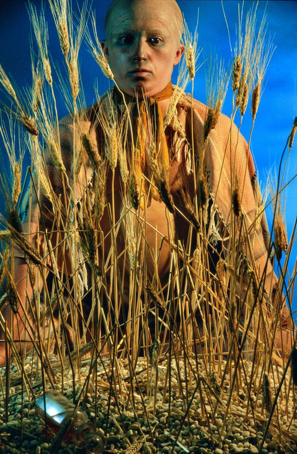 Cindy Sherman Untitled #152 1985 Fargefotografi/C-print / Chromogenic colour print 184,2 x 125,4 cm Astrup Fearnley Samlingen