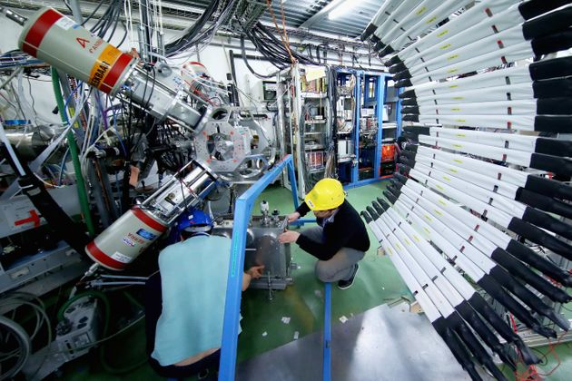 Cern Scientist Suspended After Saying Physics Was 'Invented And Built By