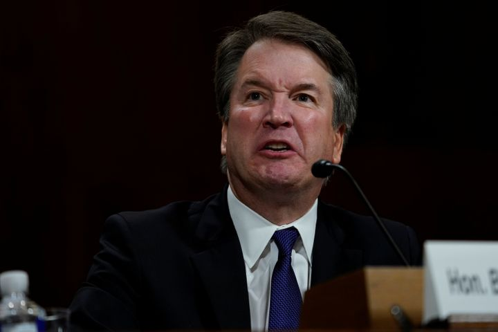 You can't even be honest about what a fart is, Mr. Kavanaugh.