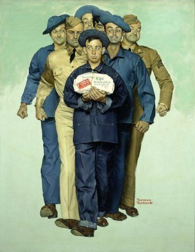 Norman Rockwell, $4,850,000.00