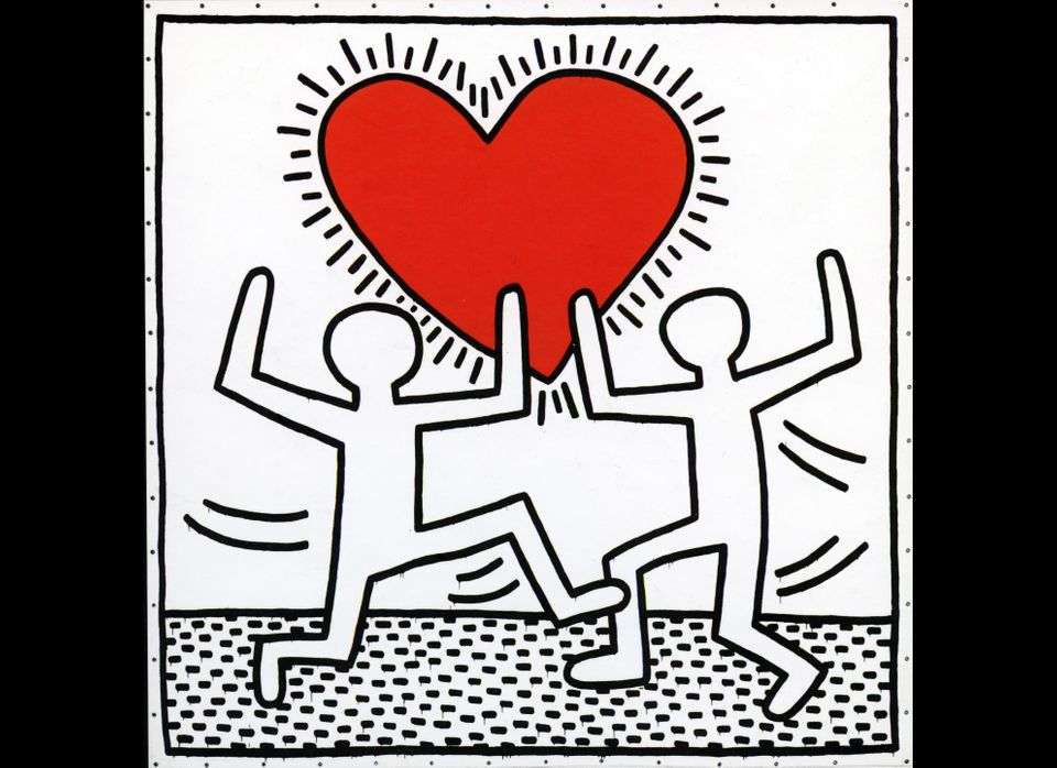 "<a href=""http://www.haring.com/!/art-work/886#.UjZJFmbl1WA"" target=""_hplink"">Keith Haring</a>