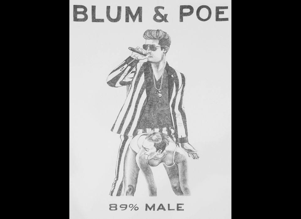 """Blum and Poe"" 2013"