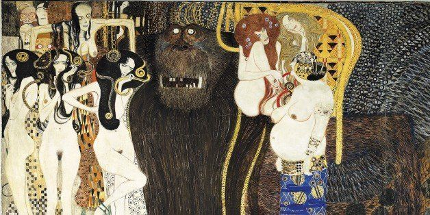 Jewish Heirs Demand Restitution Of Klimt's Beethoven Frieze Amid Extortion