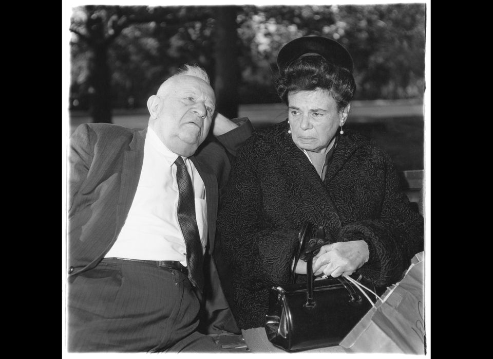 """© The Estate of Diane Arbus This appeared under """"The Mysteries that Bring People Together""""."""