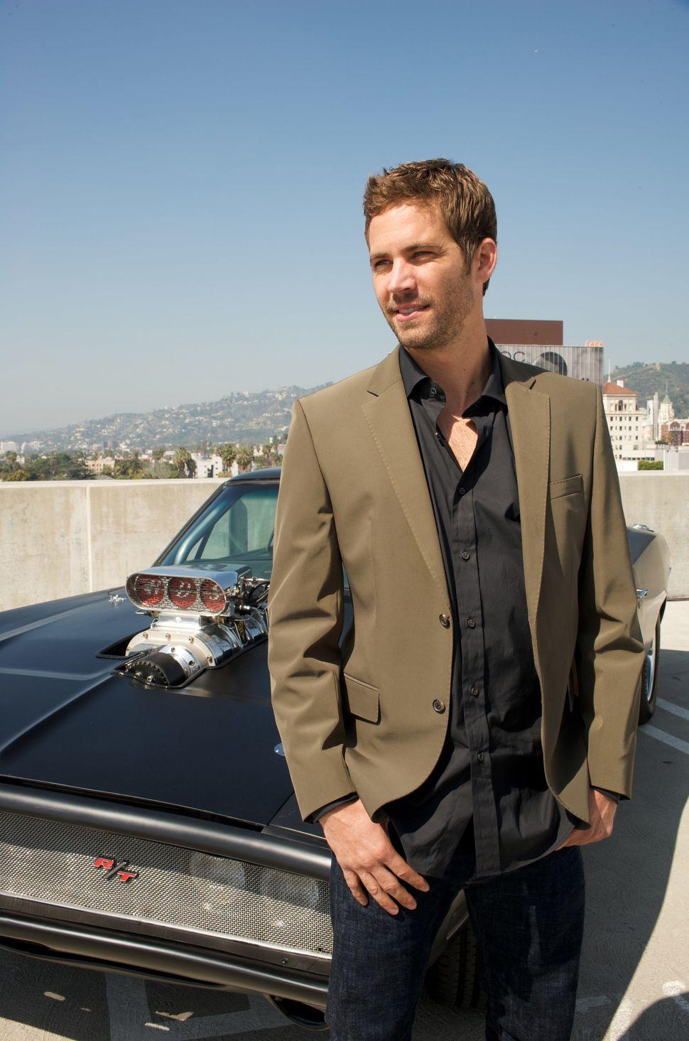 The <em>Fast & Furious </em>star died on Nov. 30 at 40.