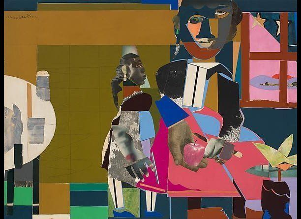 "Romare Bearden. Courtesy of <a href=""http://www.dcmooregallery.com"" target=""_hplink"">DC Moore Gallery</a>, New York City."