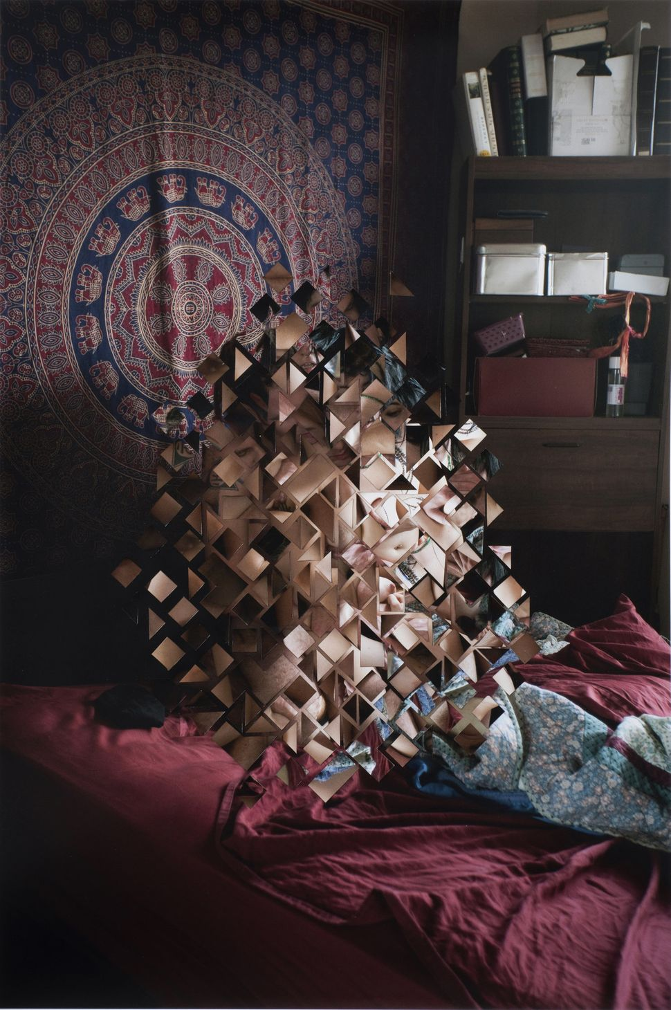 Puzzle Pieces, 2013, © Sarah Anne Johnson / Courtesy of Julie Saul Gallery, New York and Stephen Bulger Gallery, Toronto