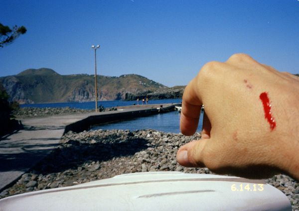 Isola di Vulcano, Eolie