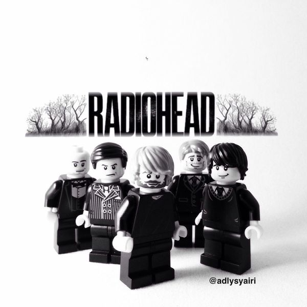 """See Your <a href=""""https://twitter.com/adlysyairi"""">Favorite Artists</a> Turned Into LEGO (<a href=""""http://instagram.com/adlysy"""