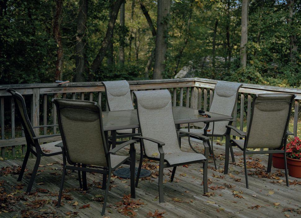 Our Backyard, Late September