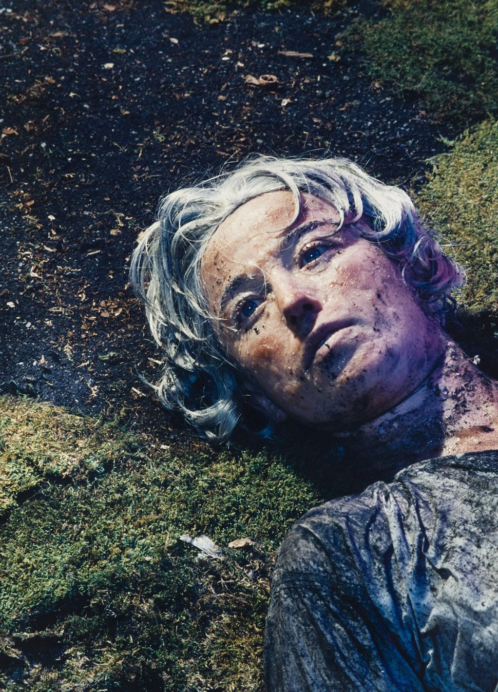 Cindy Sherman, Untitled #153, 1985. Collection Museum of Contemporary Art Chicago, gift of Gerald S. Elliott by exchange. Pho