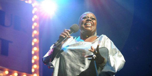 NEW YORK, NY - MARCH 14:  (EXCLUSIVE COVERAGE) Lillias White attends Amateur Night at the Apollo: Broadway! at The Apollo The