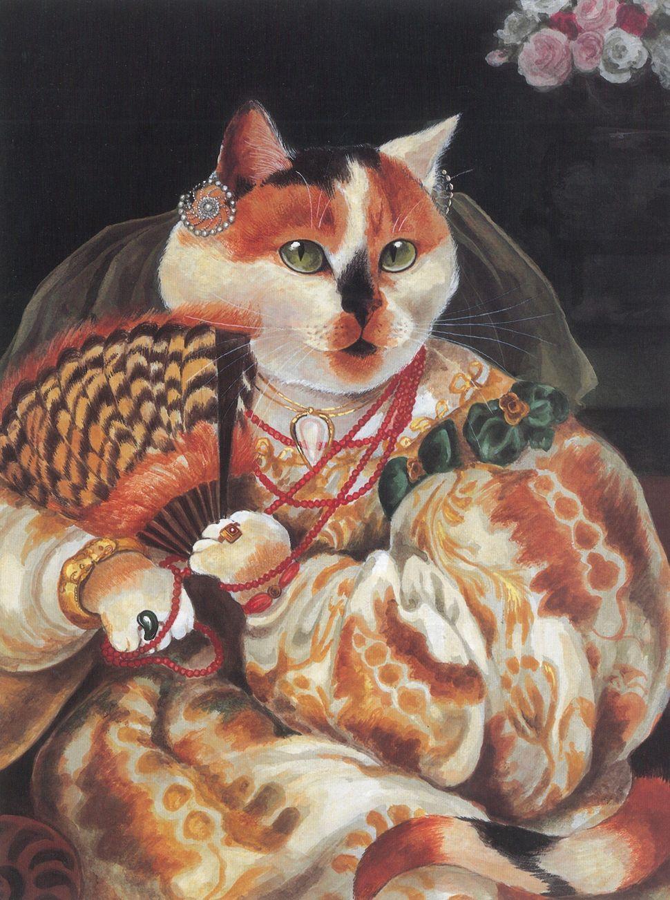 "Monna Vanna, after Dante Gabriel Rossetti (<a href=""https://www.tate.org.uk/art/artworks/rossetti-monna-vanna-n03054"" target="