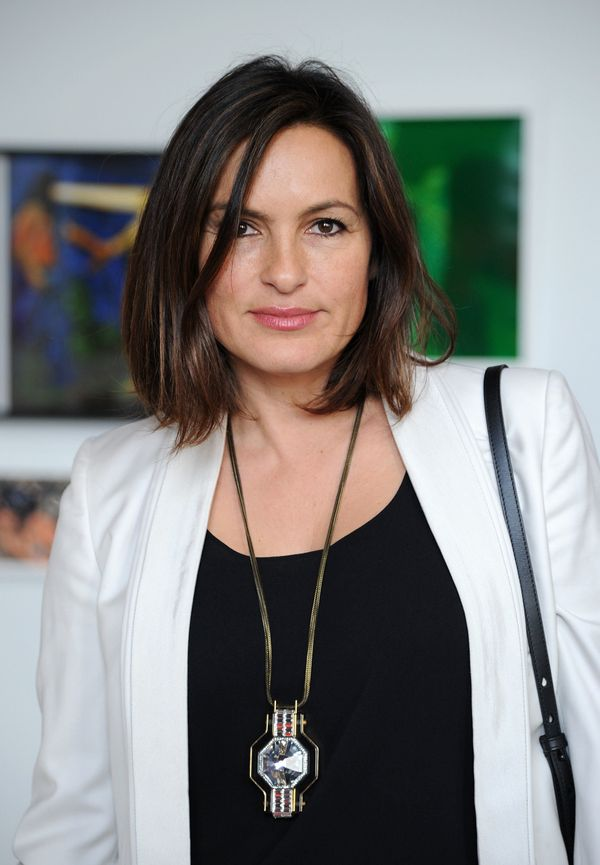 NEW YORK, NY - MAY 04:  Actress Mariska Hargitay attends the first annual Village Fete at Pioneer Works on May 4, 2014 in New