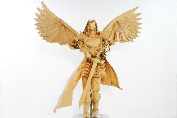 St. Michael - The Archangel, Tran Trung Hieu