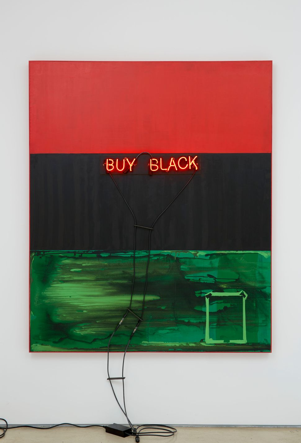 Kerry James Marshall, Buy Black