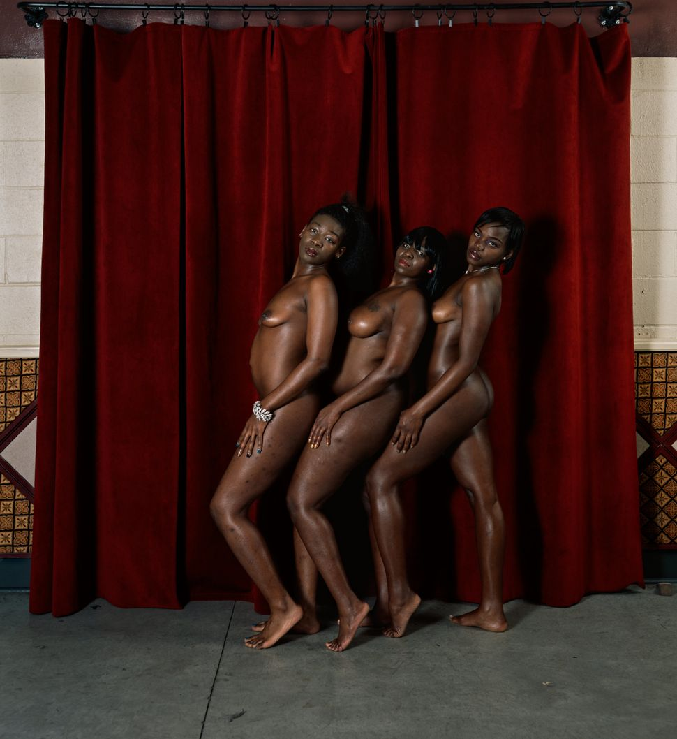 Deana Lawson, Three Women