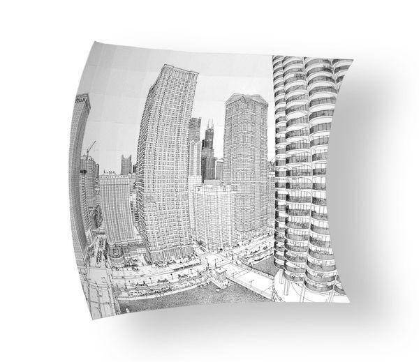 Have No Narrow Perspective-Marina Towers